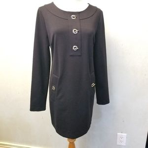 Michael Kors black dress Bin (A06)